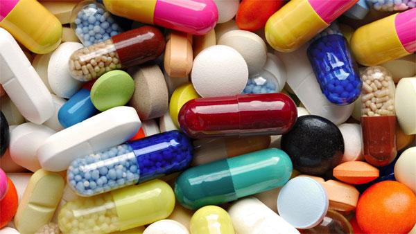 thốc kháng sinh