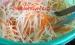 cách làm đồ chua cơm tấm